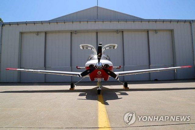 South Korea s pilots about to start training with KT 100 basic trainer 640 002
