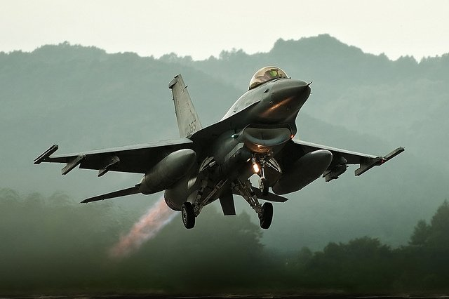 Lockheed awarded a 1 2bn contract for South Korea s KF 16 fighters upgrade 640 001