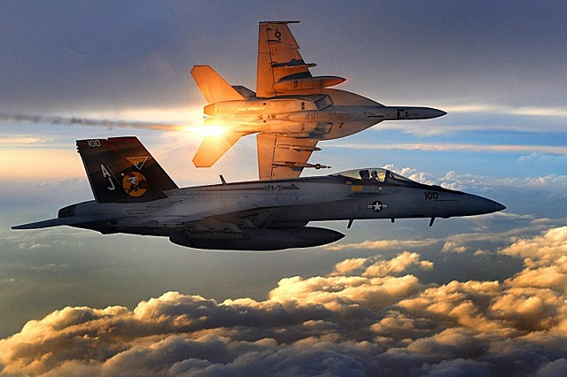 RCAF to buy 18 Super Hornet