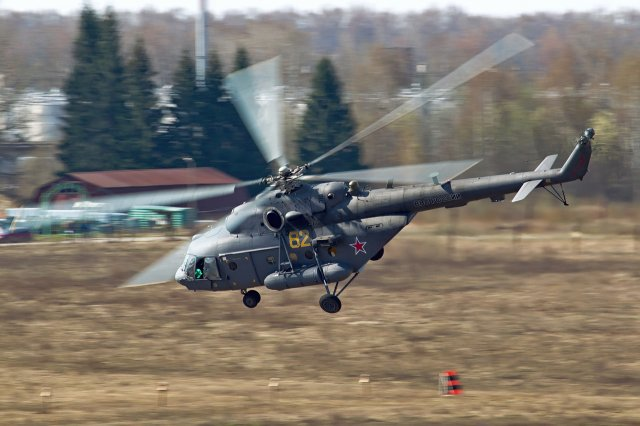 Belarus takes delivery of six Mi 8MTV 5 military transport helicopters 640 001