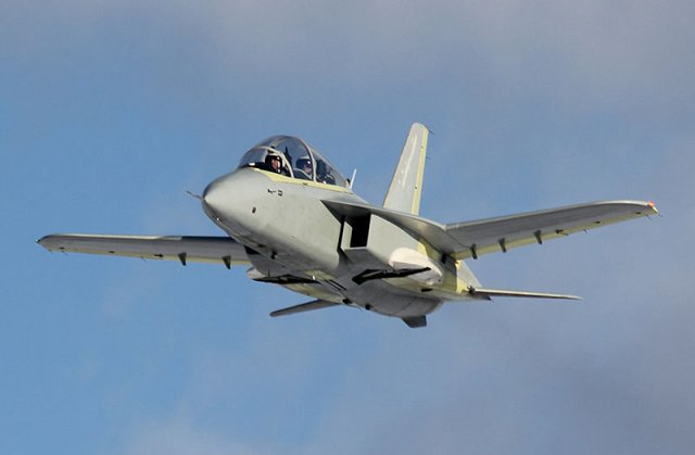 KB SAT to start production of SR 10 jet trainer aircraft in late 2017 640 001