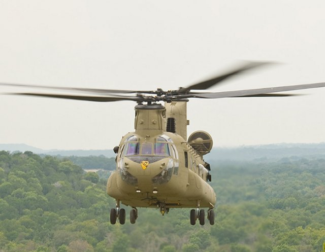 LORD delivers first Improved Vibration Control Systems for Boeing CH 7F helicopter 640 002