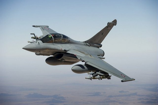 French ndian Defense Ministries finally signed deal for 36 Rafale fighter jets 640 001