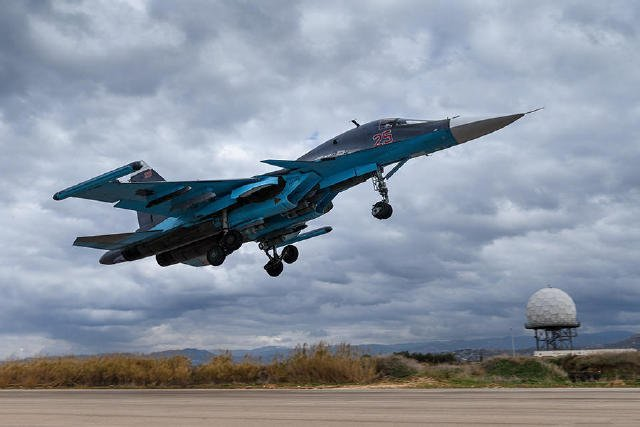 Russia plans to expand Khmeimim air base 640 001