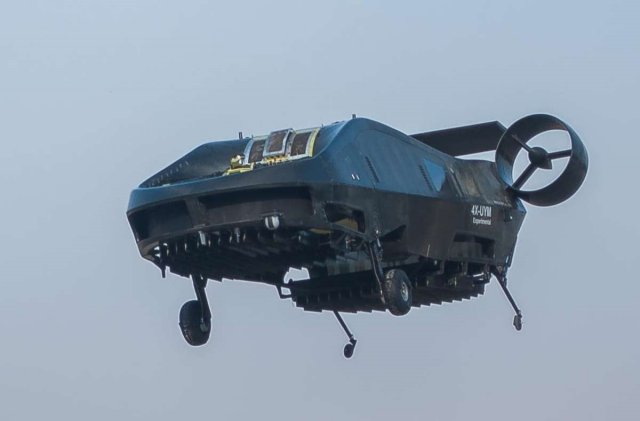 Safran to partner with Urban Aeronautics for vertical lift vehicles development 640 001