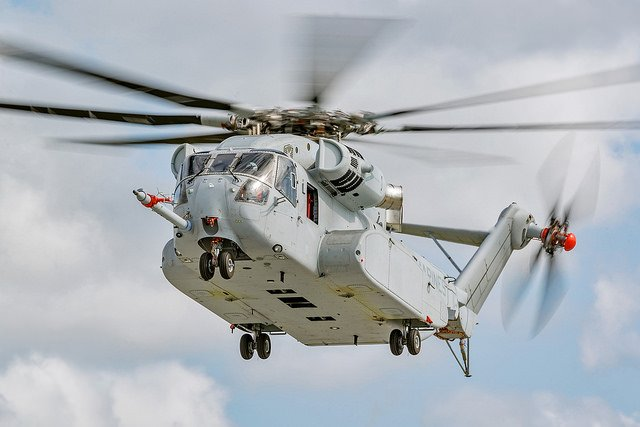 Sikorsky lands 232mn contract for two additional CH 53K test helicopters