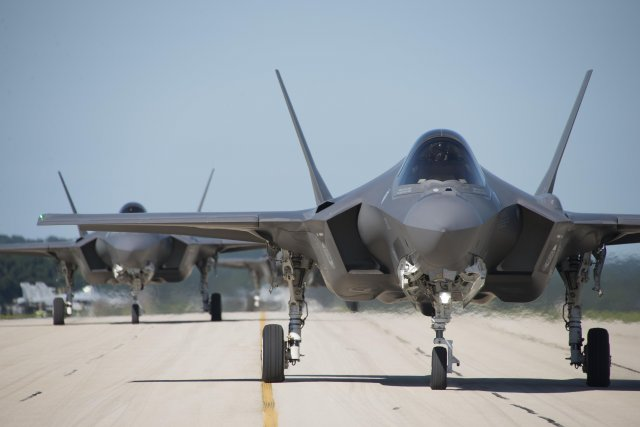 South Korea considers procuring 20 more F 35A fighter jets 640 001