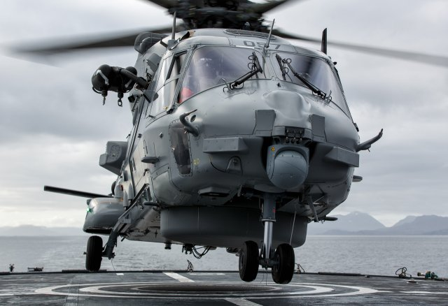 Patria to support Norway s fleet of NH90 helicopter 640 001