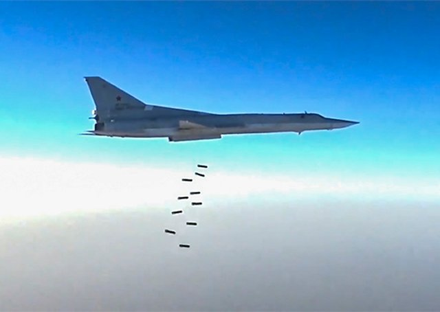 Russia developing new air strike techniques based on Syria experience 640 001