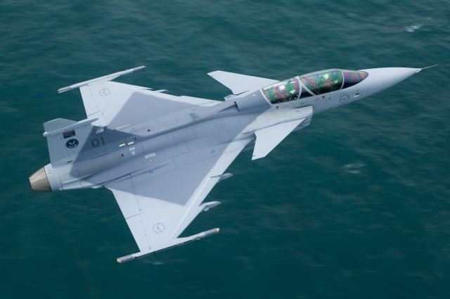 GKN wins 8M contract for South Africa Gripen RM12 engine support 640 001