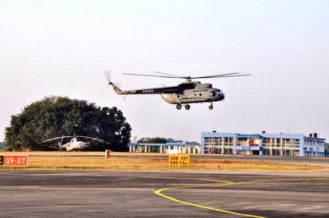 Indian Air Force phases out last Mi 8 helicopters 640 001