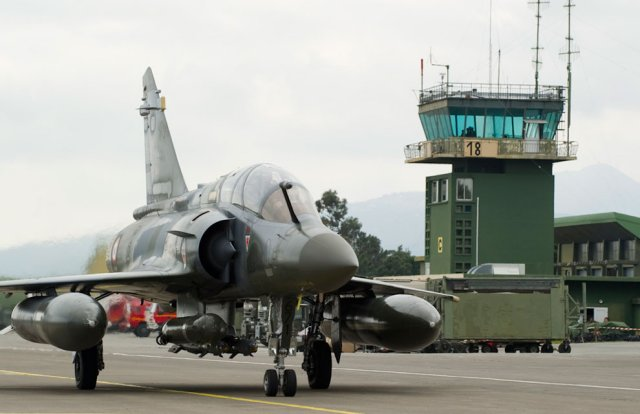 Airbus and ENGIE to upgrade French military air traffic control 640 001