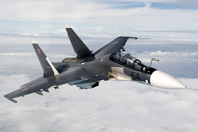 Belarus confirms plans to purchase Su 30SM fighter jets in 2017 640 001