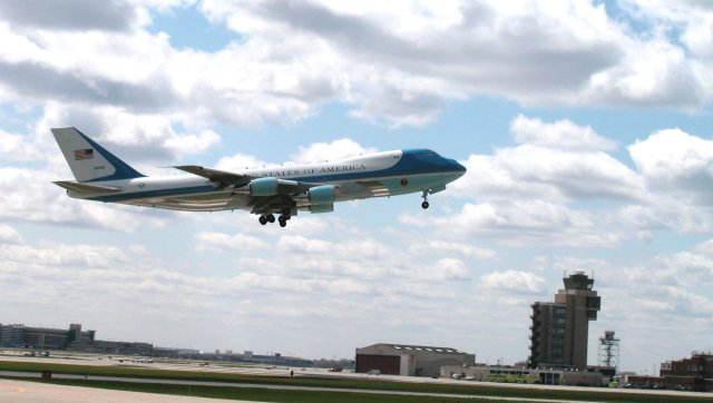 Boeing lands 983 mn USAF contract for Air Force One and other Boeing platforms support 640 001