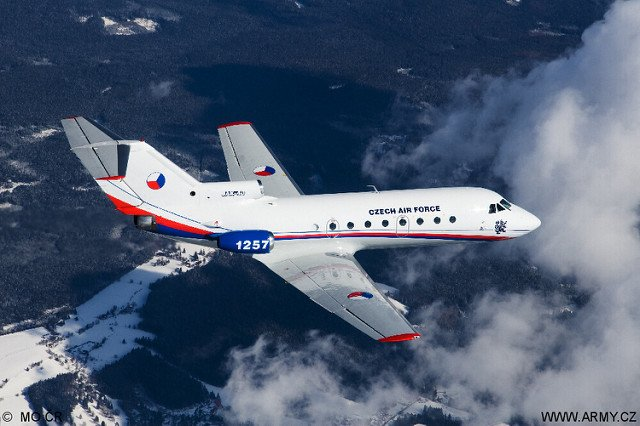 Czech Republic eyes new military airlifters to replace ageing Yak 40 aircraft 640 001