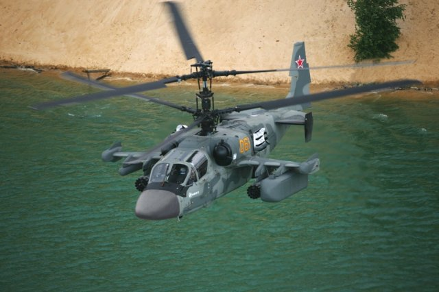 Russian Helicopters to double Ka 52 helicopter production to answer foreign orders 640 001