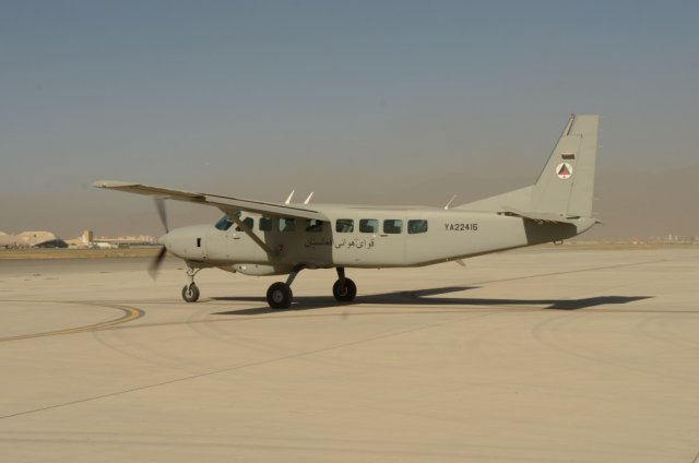 Textron secures five year ollow n ontract to support Afghan Air Force 640 001