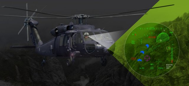 Elbit Systems to deliver BrightNite ystems to an undisclosed NATO air force 640 001