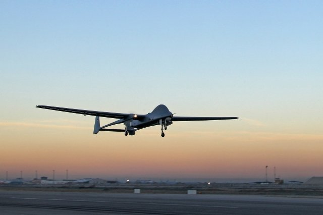 Germany extends Heron 1 UAV deployment in Afghanistan up to 2018 640 001