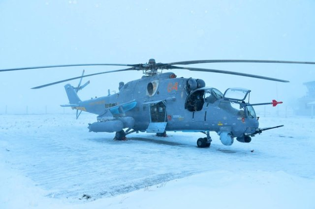 Kazakhstan orders four i 35M combat helicopters 640 001