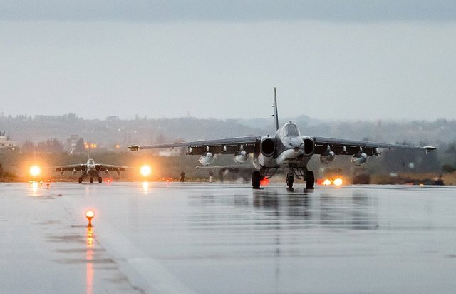 Russia Turkey conduct first joint bombing mission against IS 640 001