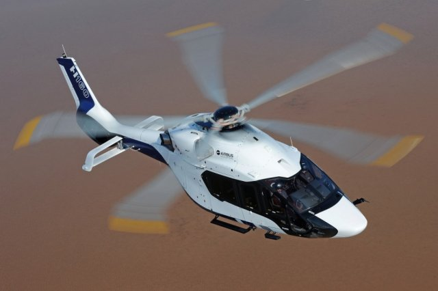 Airbus Helicopters H160 to replace French Air Force Gazelle and Fennec helicopters 640 001