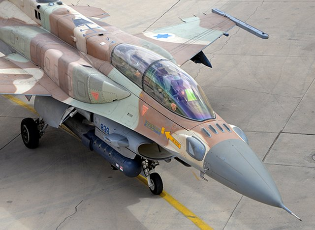 Israel Air Force details future improvements for its F 16I Sufa fighter jets 640 001