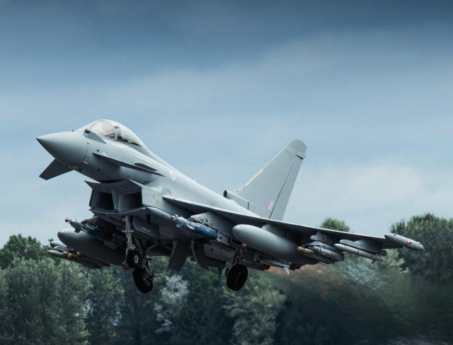 ACCap program Eurofighter partners o create two Innovation Centres in Belgium 640 001