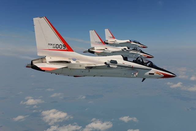 South Korea plans to buy more digenous advanced trainer jets 640 001