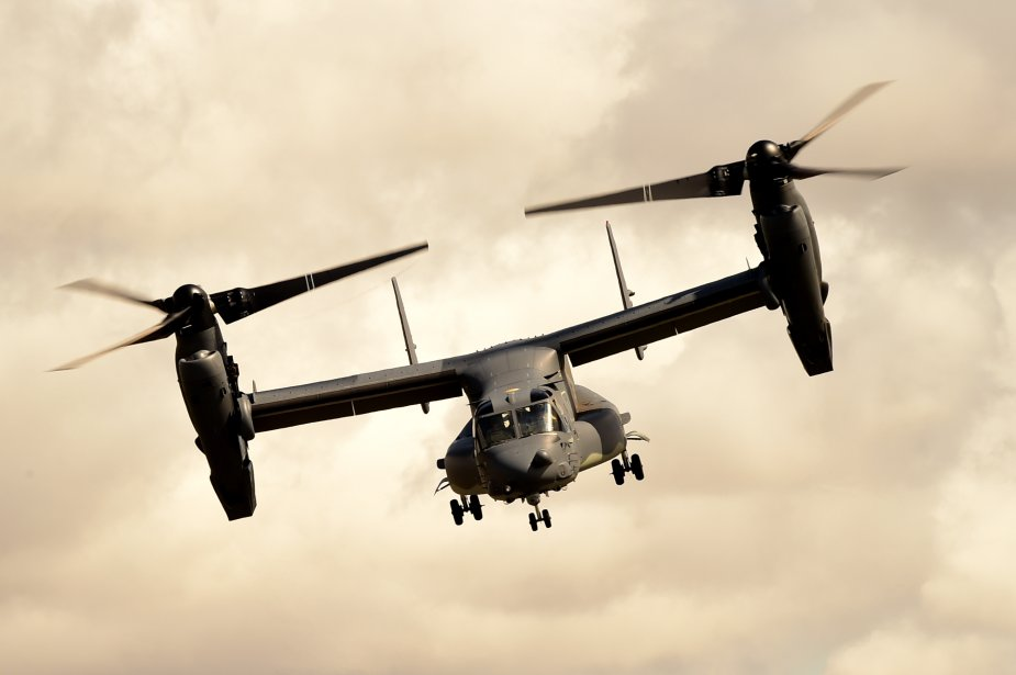 Bell Boeing wins U 4 2 bn order for V 22B tiltrotor aircraft productio 001