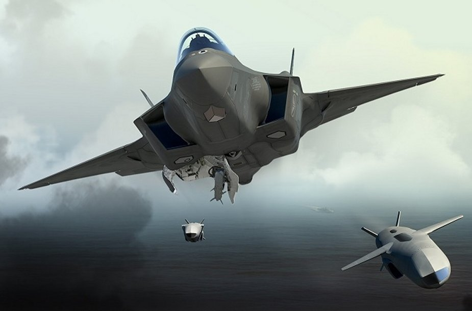 Kongsberg lands U 85M contract for JSM integration on F 35 fighter jet 001