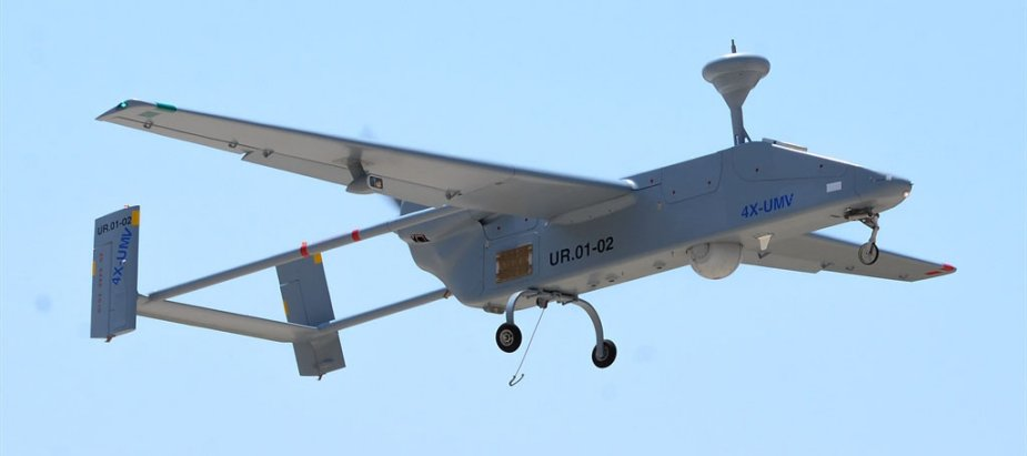 Spanish Army receives upgraded PASI Searcher UAVs 001