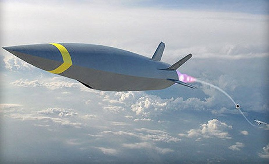 Lockheed Martin to develop hypersonic missile for USAF