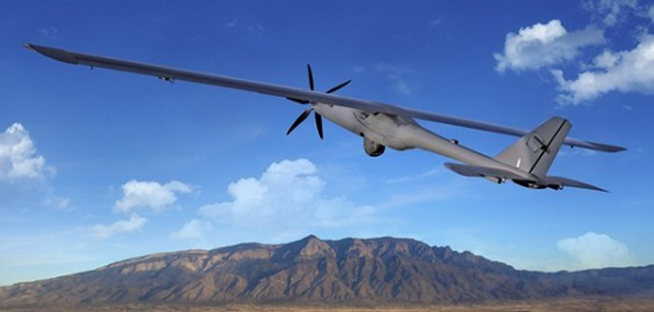 UAS selected by US DOI for wildfire survey 001