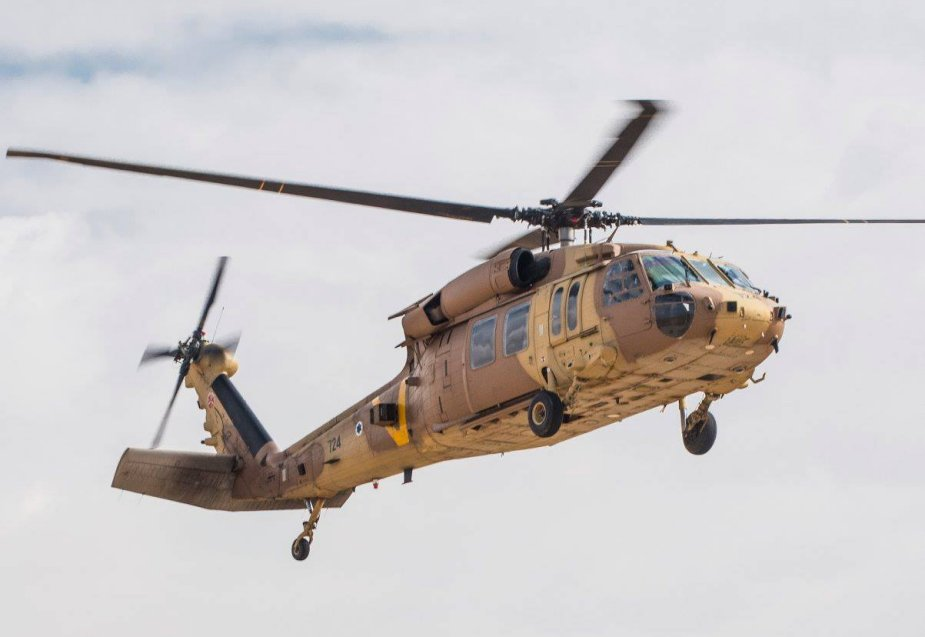 IAF Helicopter Division about to integrate new Mobileye protection system 001
