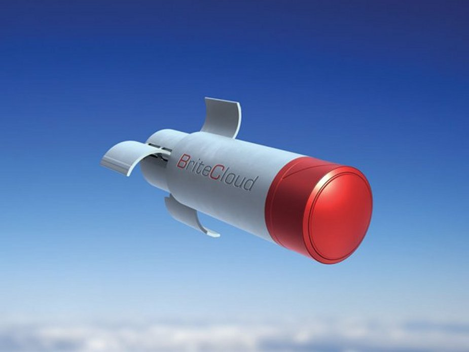 Leonardo start supplying RAF with BriteCloud decoy system 001