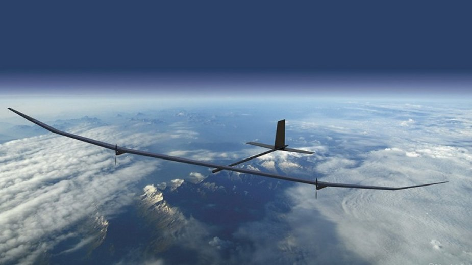 BAE Systems Prismatic unveil PHASA 35 solar powered UAV 001