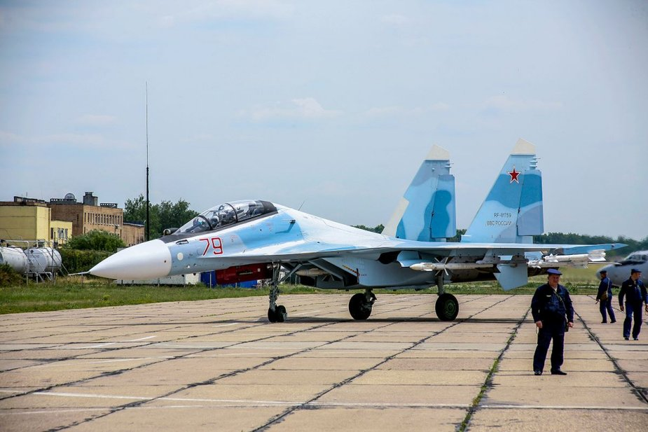 Kursk Air Regiment reinforced with new u 30SM wing 001