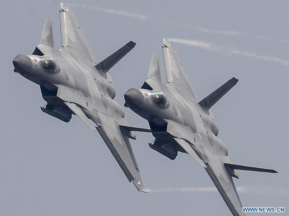 China unveils roadmap for building stronger and modern PLAAF