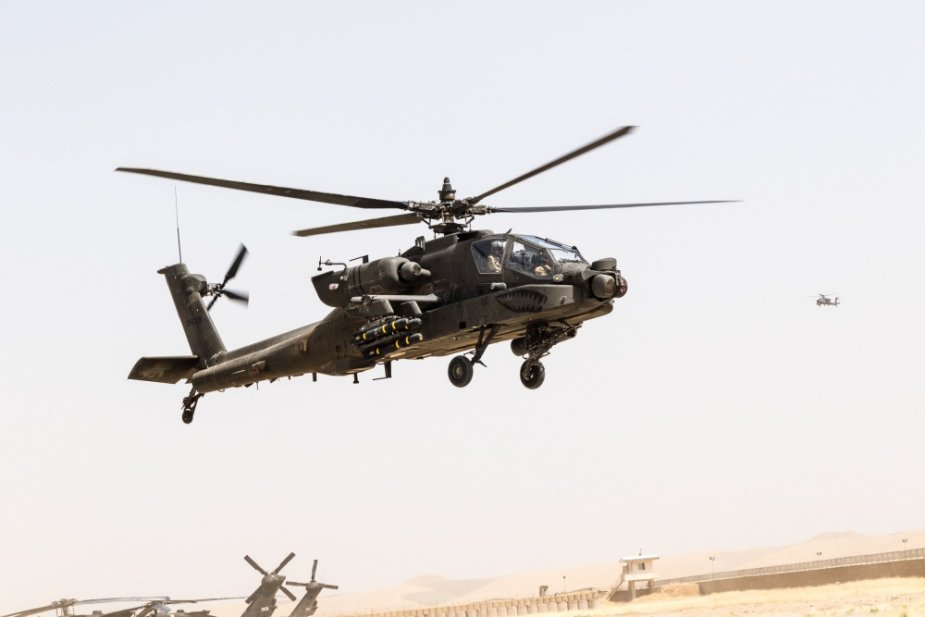 Egypt requests 1Bn FMS for 10 AH 64E Apache helicopters 001