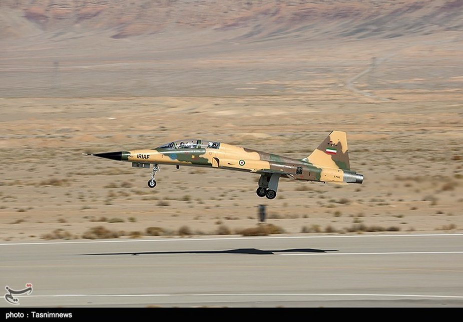 Iran ready to export indigenous fighter jets and trainers 001