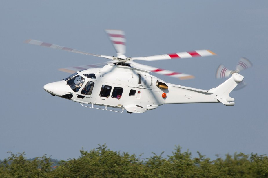 Italian Financial Guard expands helicopter fleet with 22 AW169Ms 001