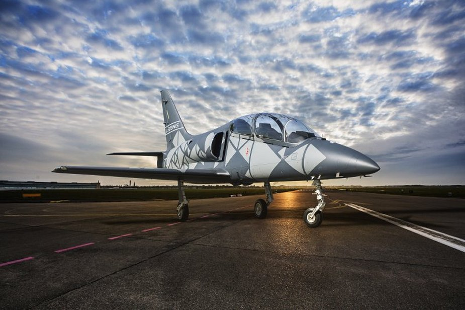Aero Vodochody rolls out first L 39NG trainer jet