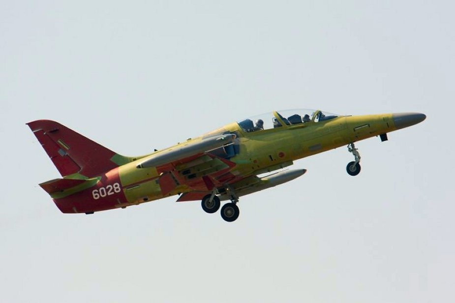 First L 159T2 for the Czech Air Force took to the skies 001