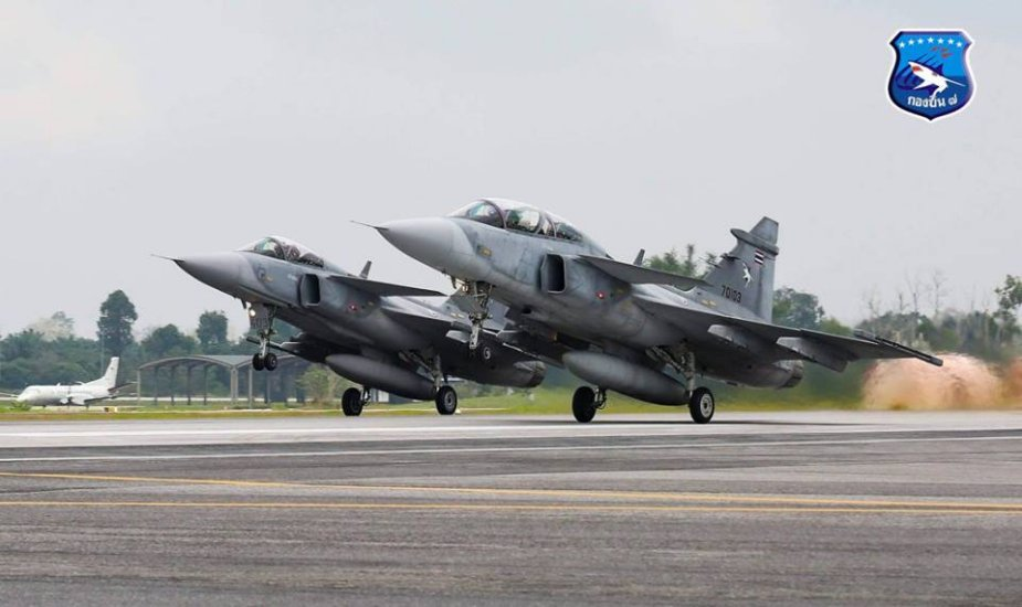 Saab to upgrade RTAF Air Command and Control System