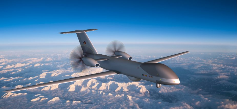 European MALE RPAS completes system preliminary design review 001