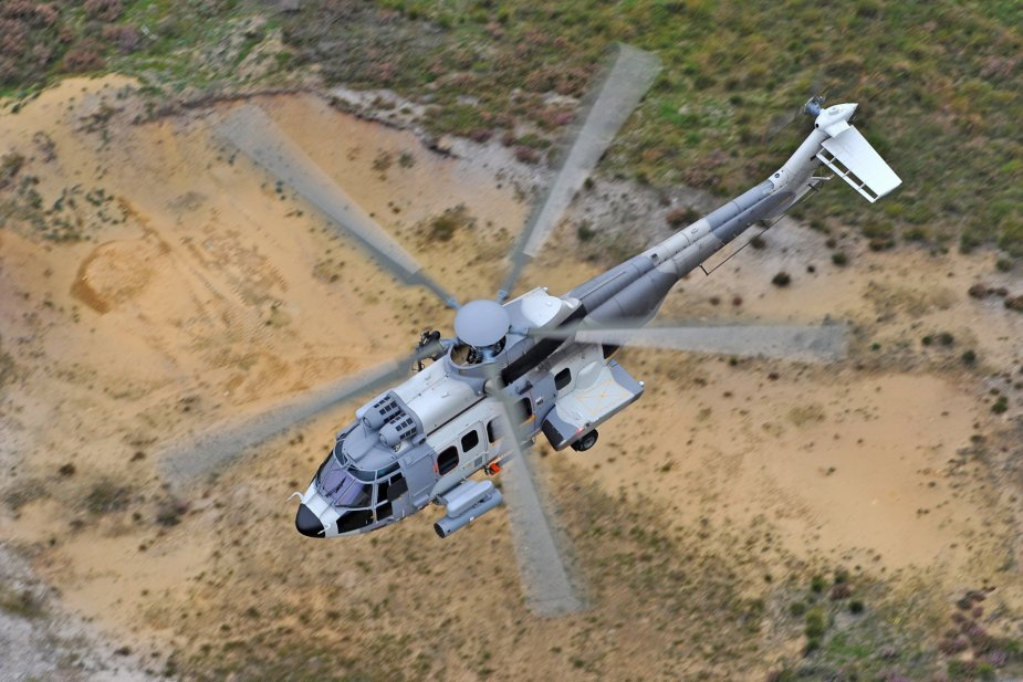 Hungary signs for 16 H225M multirole helicopters 001