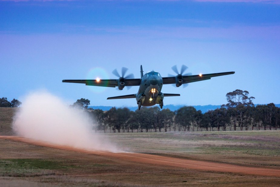 New C 27J baseline configuration takes to the sky 001