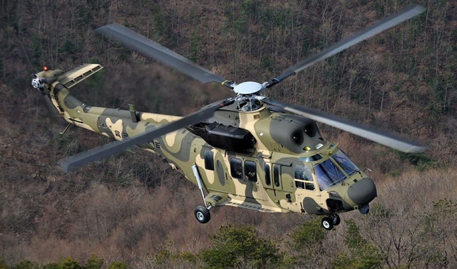 South Korean Army resumes operations of KUH 1 Surion helicopter 001