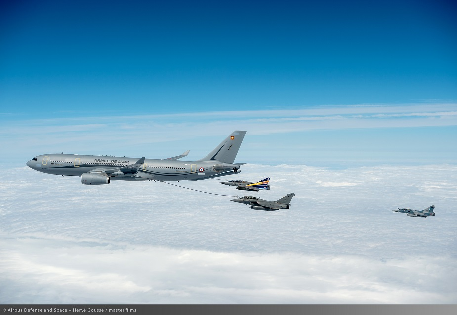 French Air Force to Get 12 A330 MRTT Phénix Aircraft by 2023